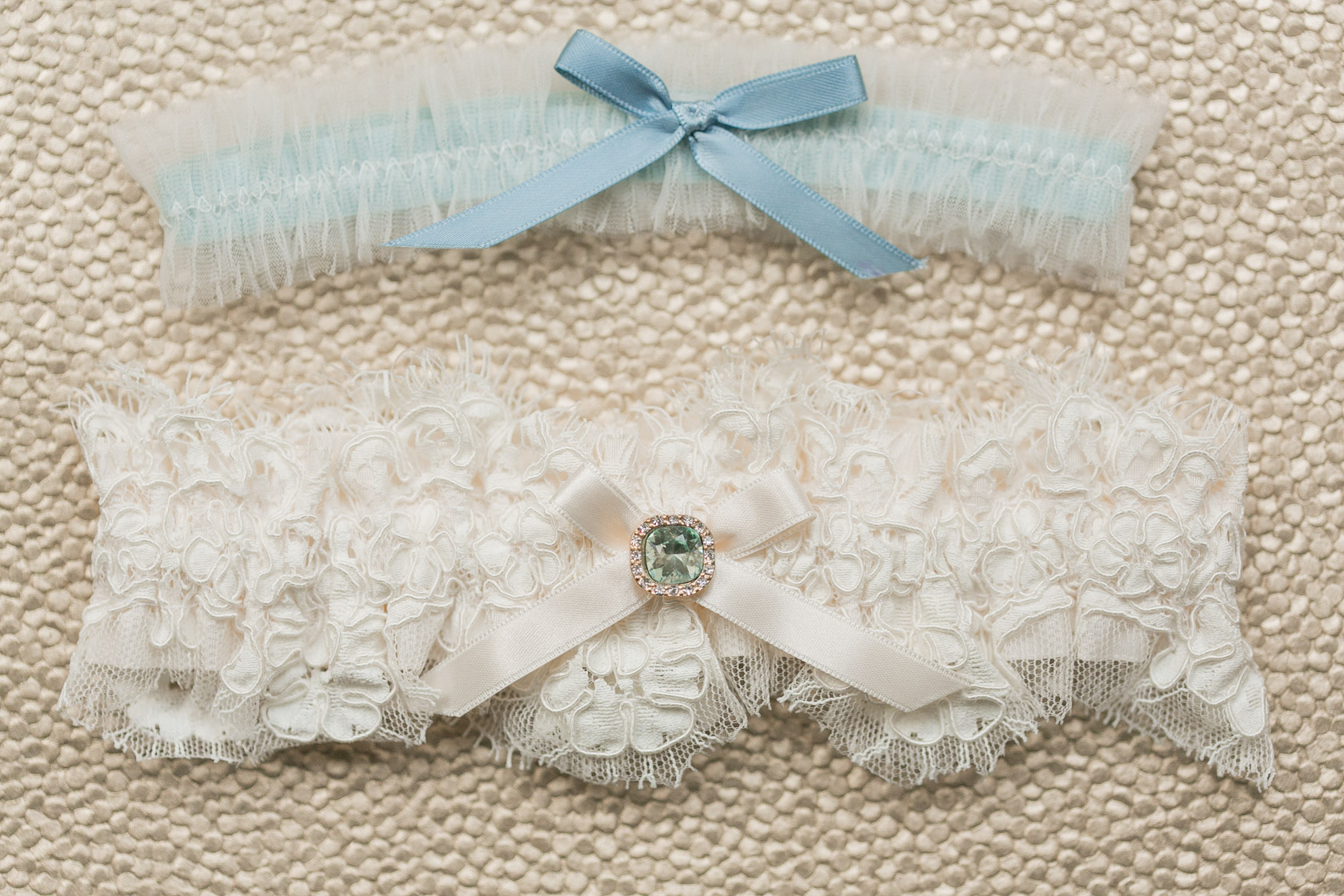 New Orleans Civic Theatre Wedding garter - 03