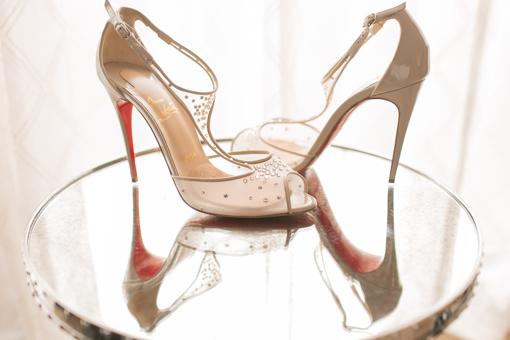 new years eve wedding new orleans christian louboutin shoes
