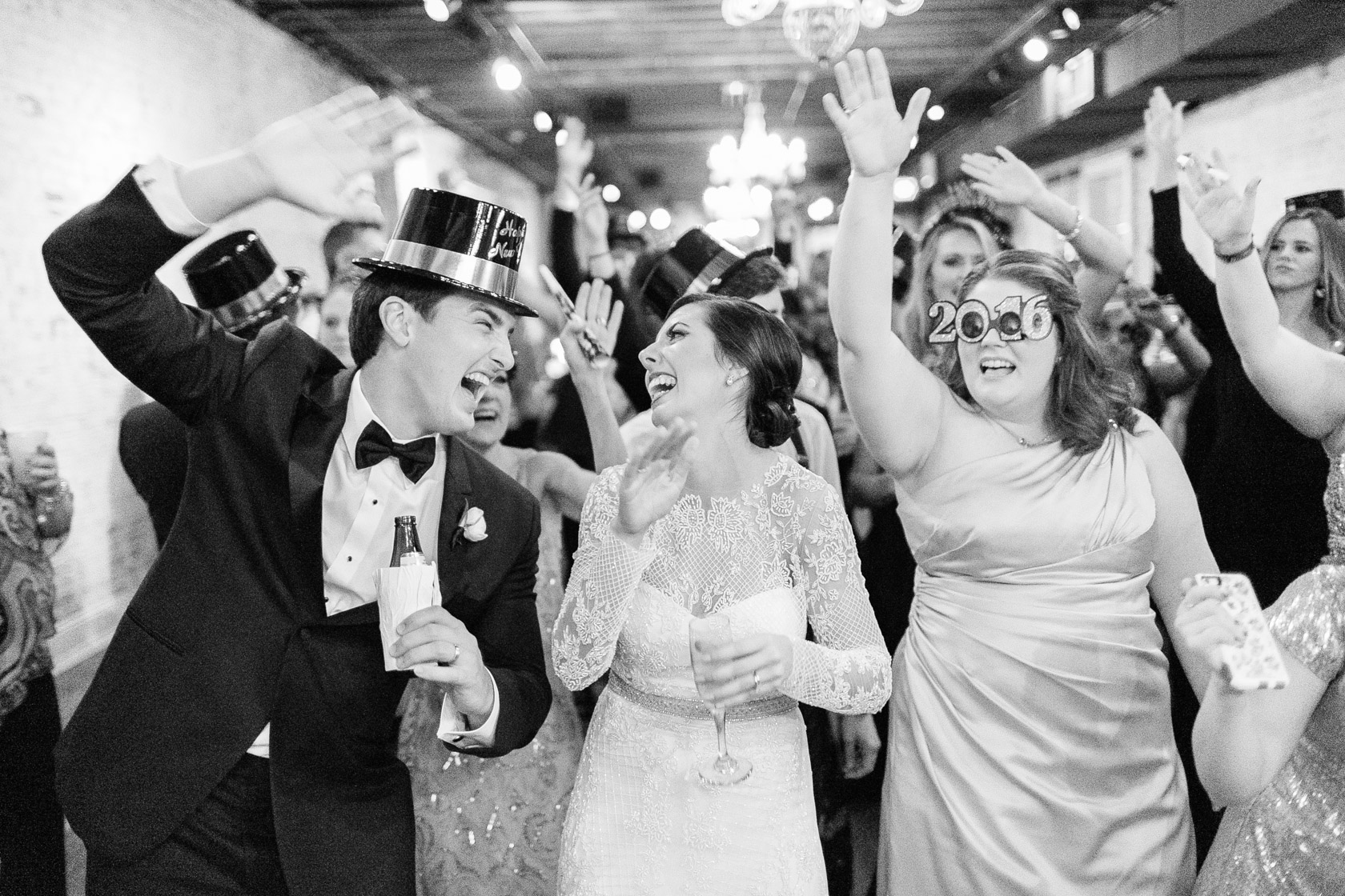 new years eve wedding new orleans happy new year
