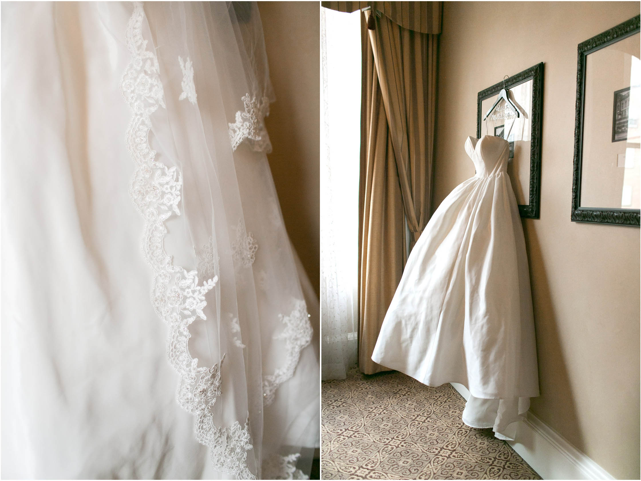 the roosevelt hotel wedding dress