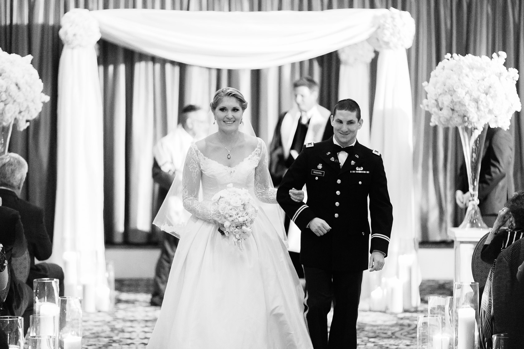 the roosevelt hotel wedding ceremony