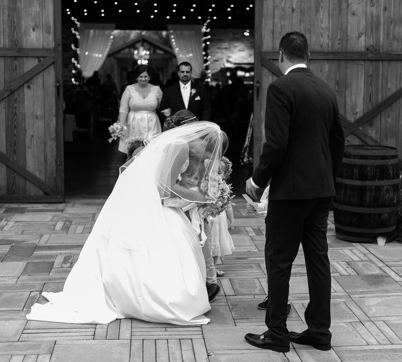 the berry barn wedding - 21