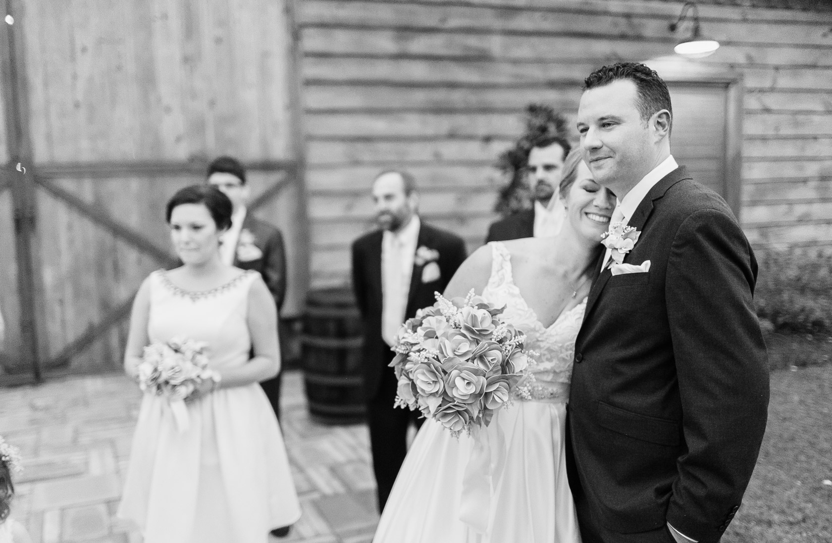 the berry barn wedding - 23