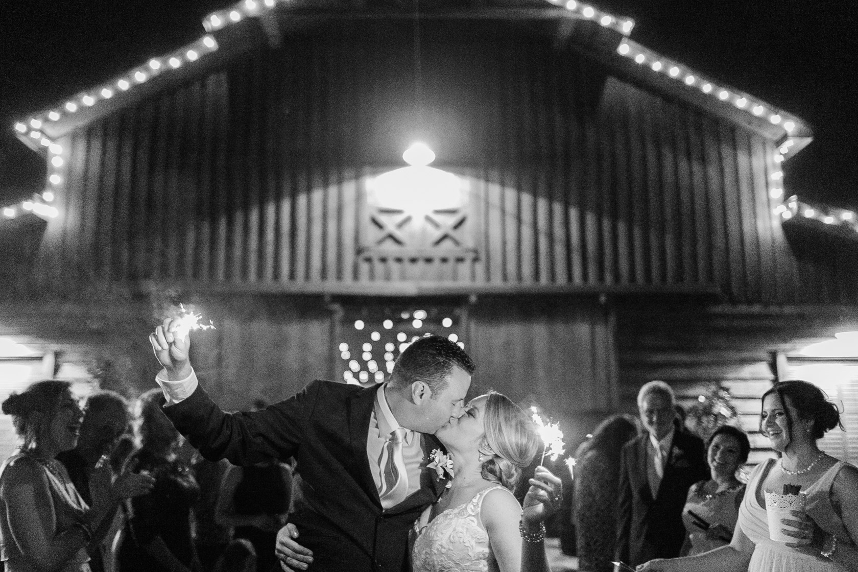 the berry barn wedding - 30
