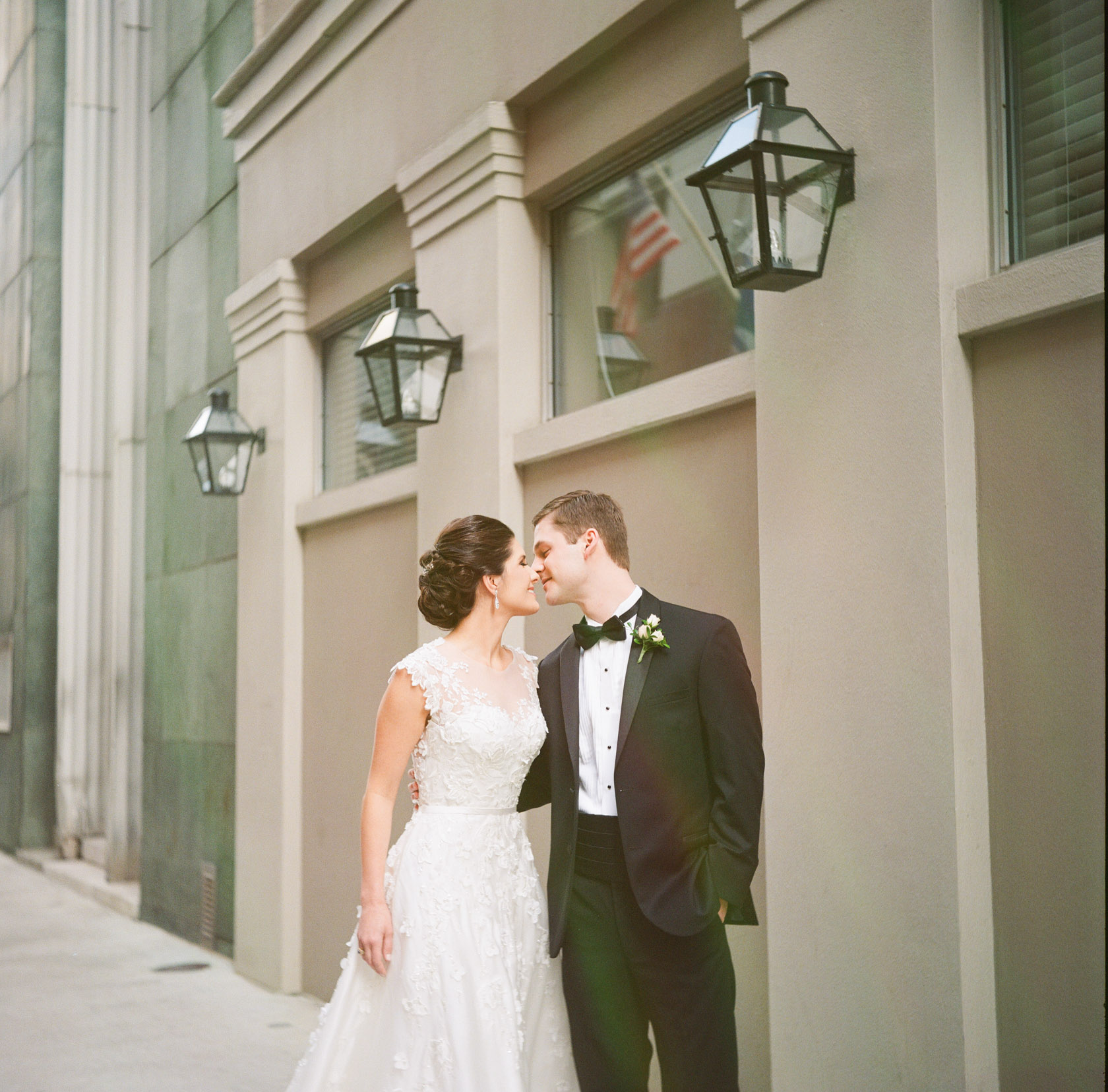 new orleans wedding on film 16