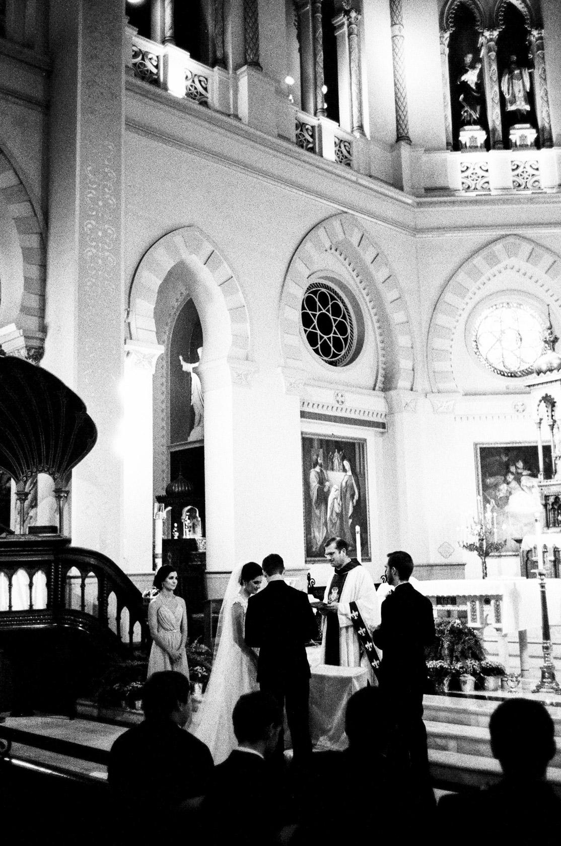 new orleans wedding on film 30