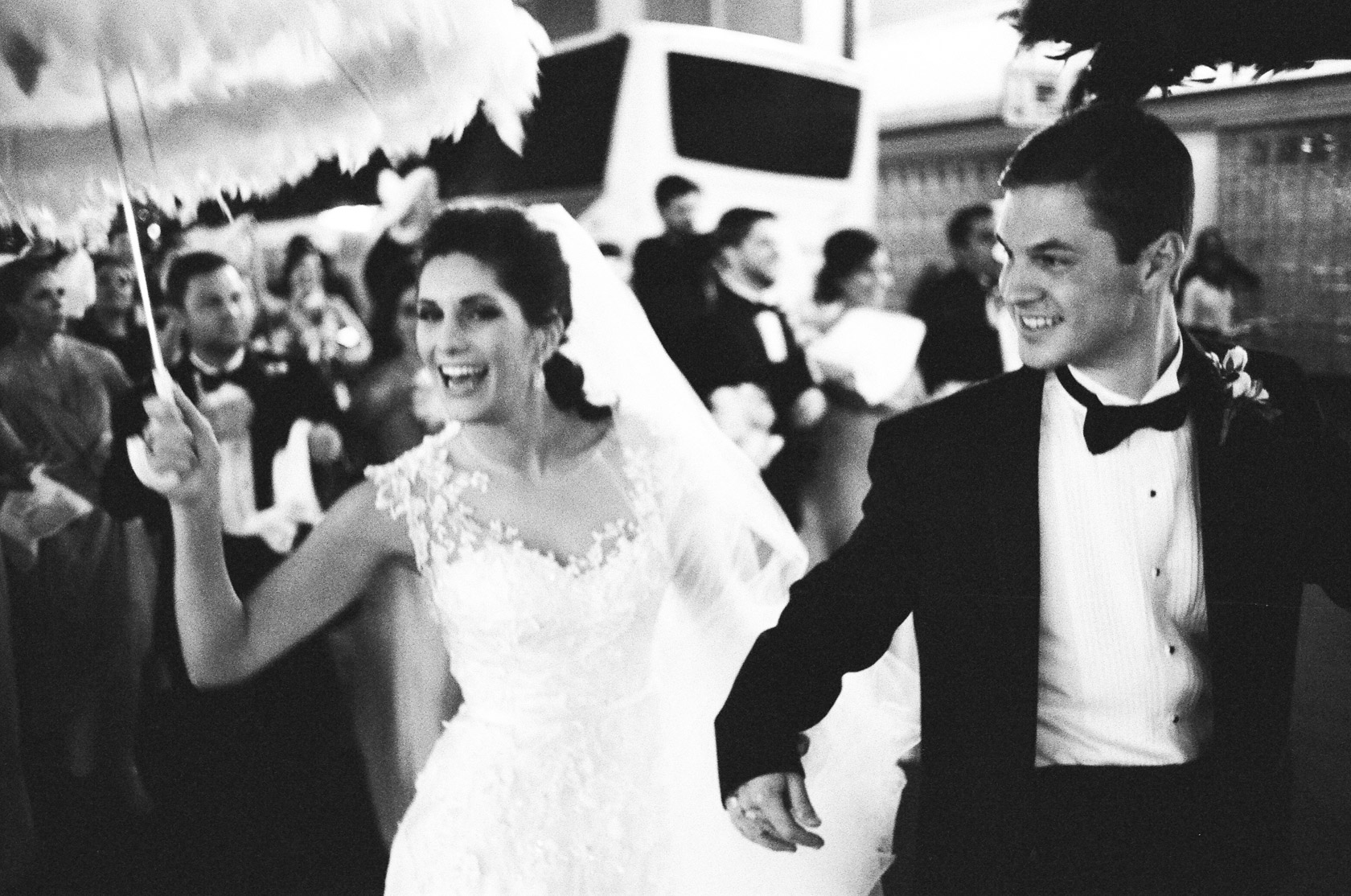 new orleans wedding on film 35