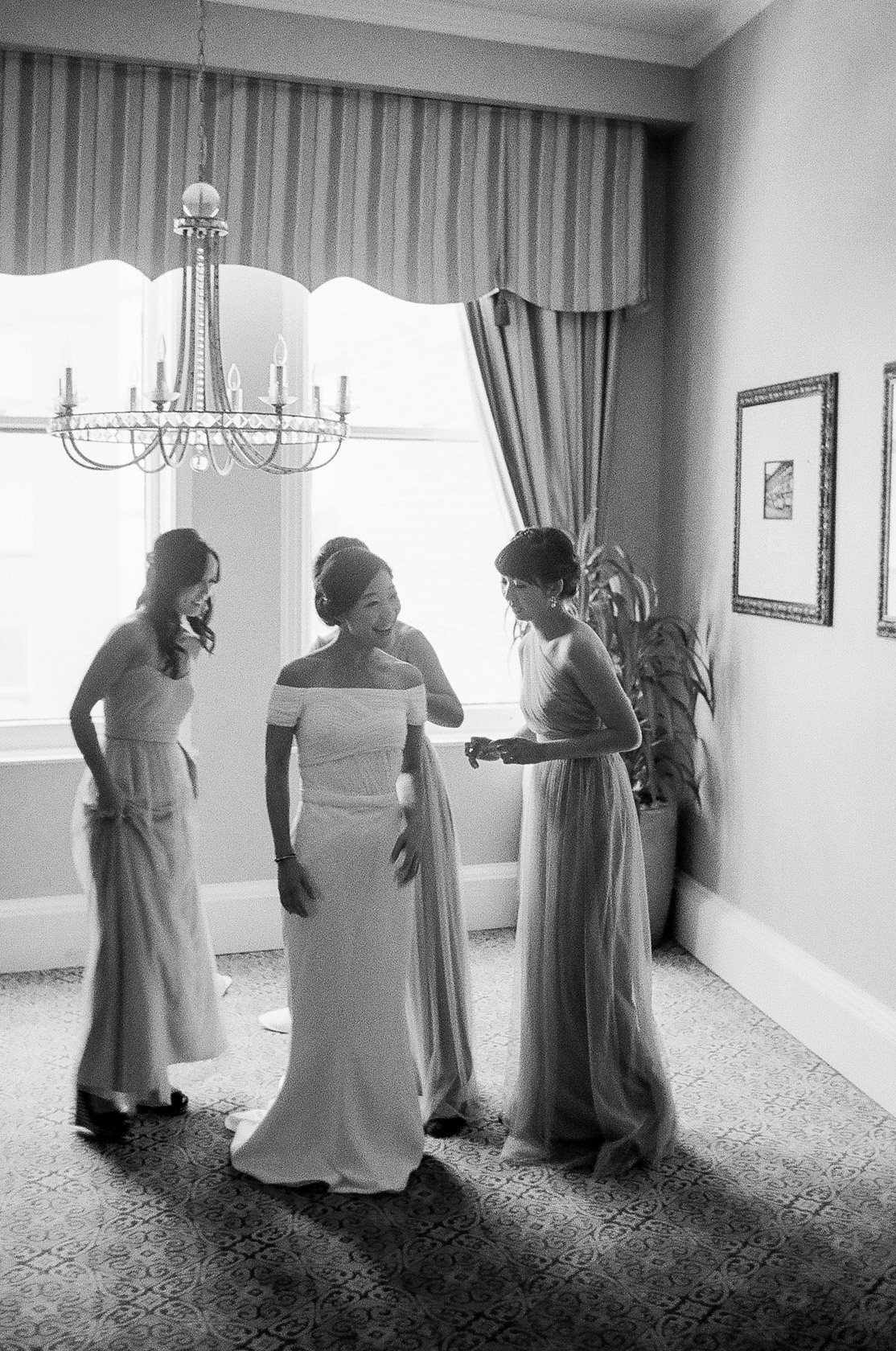 new orleans wedding prep on film - 01