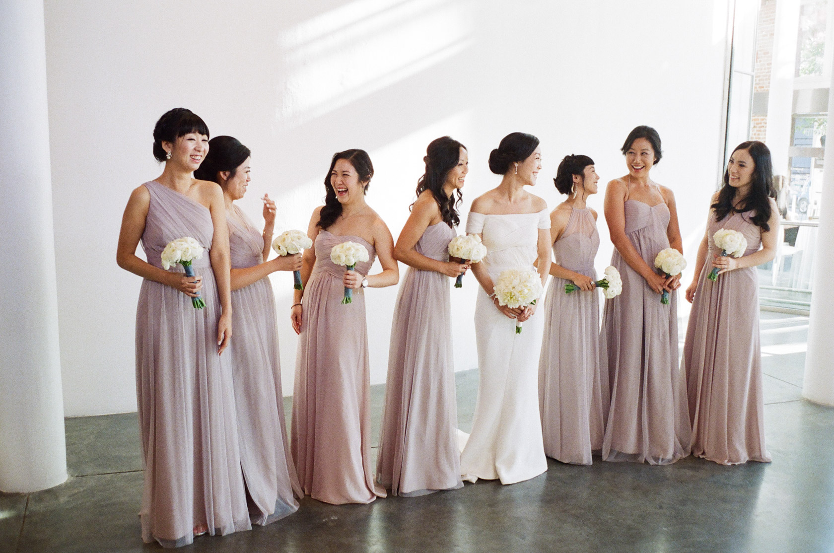 new orleans wedding bridesmaids on film at cac - 01