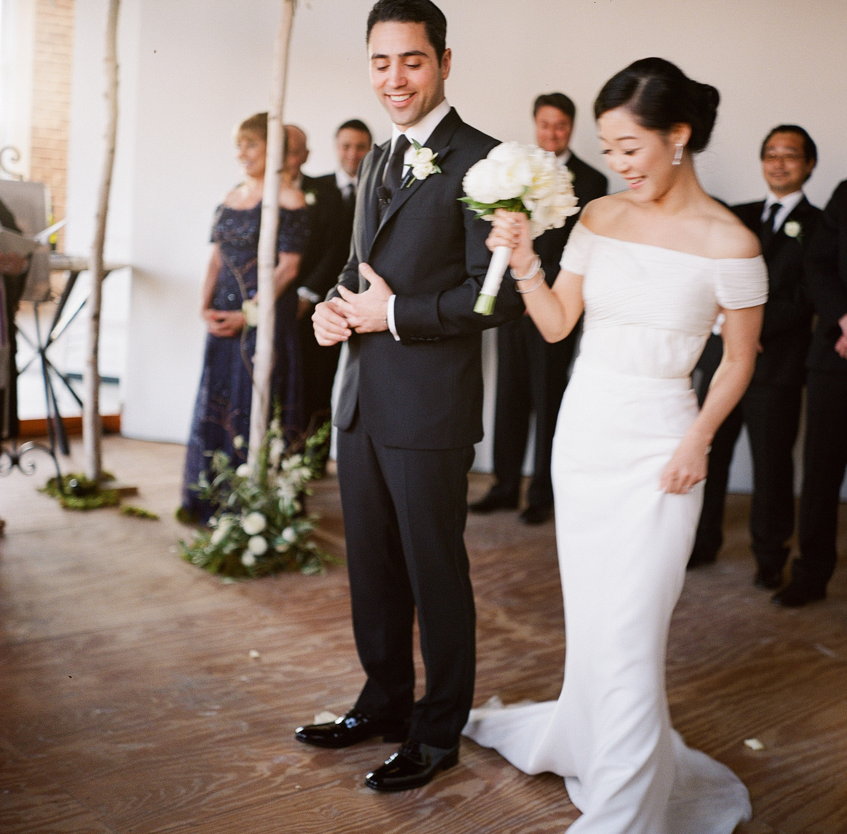 new orleans wedding ceremony on film at cac - 01