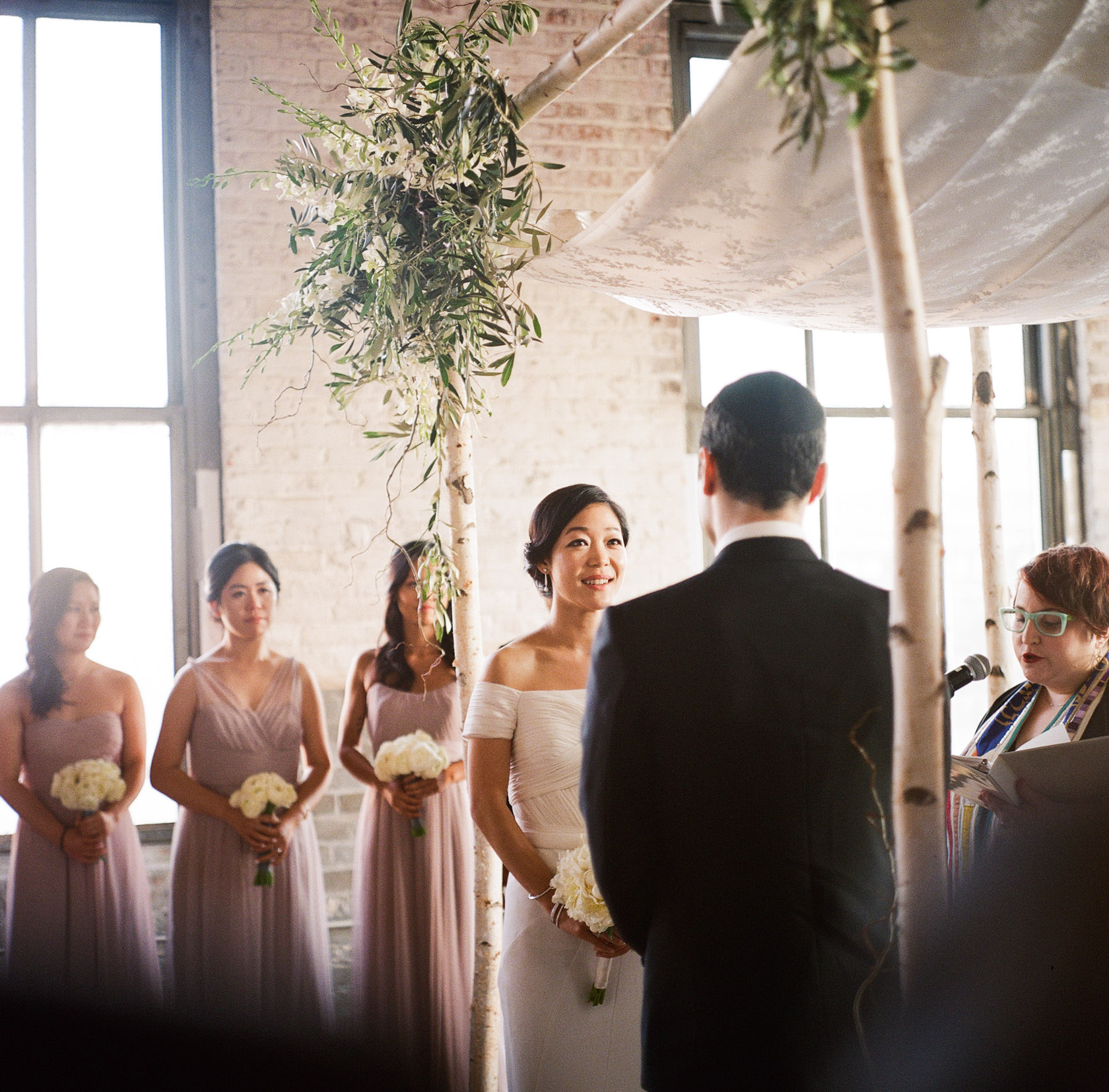 new orleans wedding ceremony on film at cac - 04