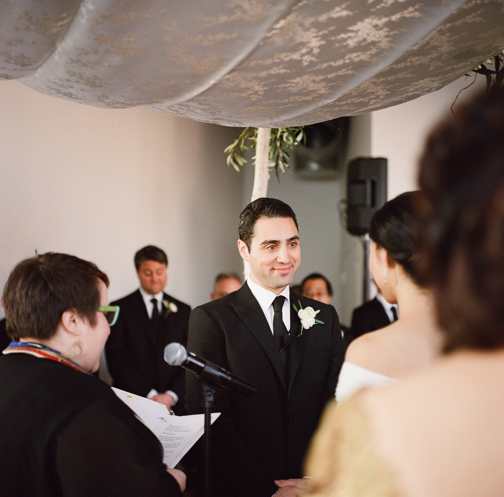 new orleans wedding ceremony on film at cac - 05