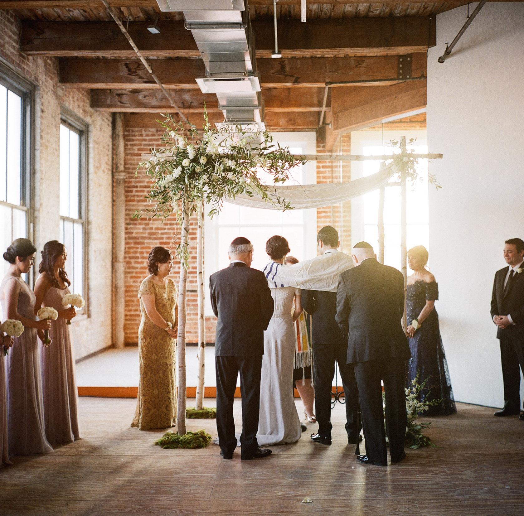 New Orleans Weddings: Contemporary Arts Center Wedding