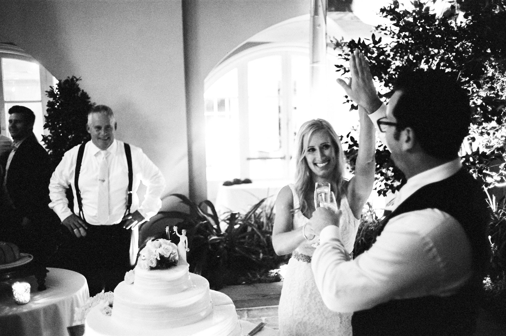 maison dupuy wedding on film 23