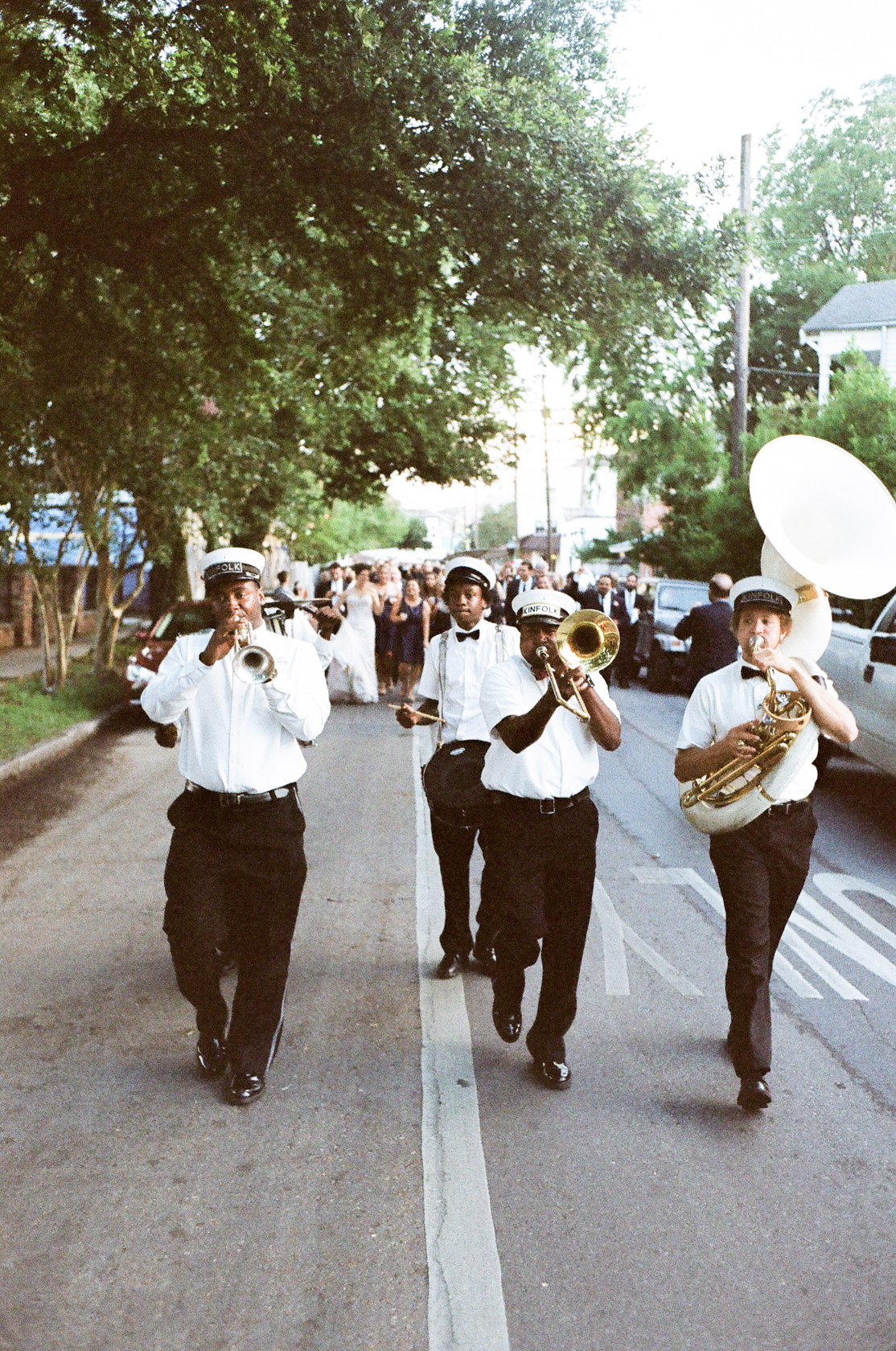 new orleans il mercato second line on film