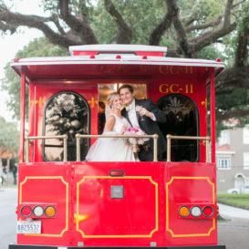 new orleans street car trolley