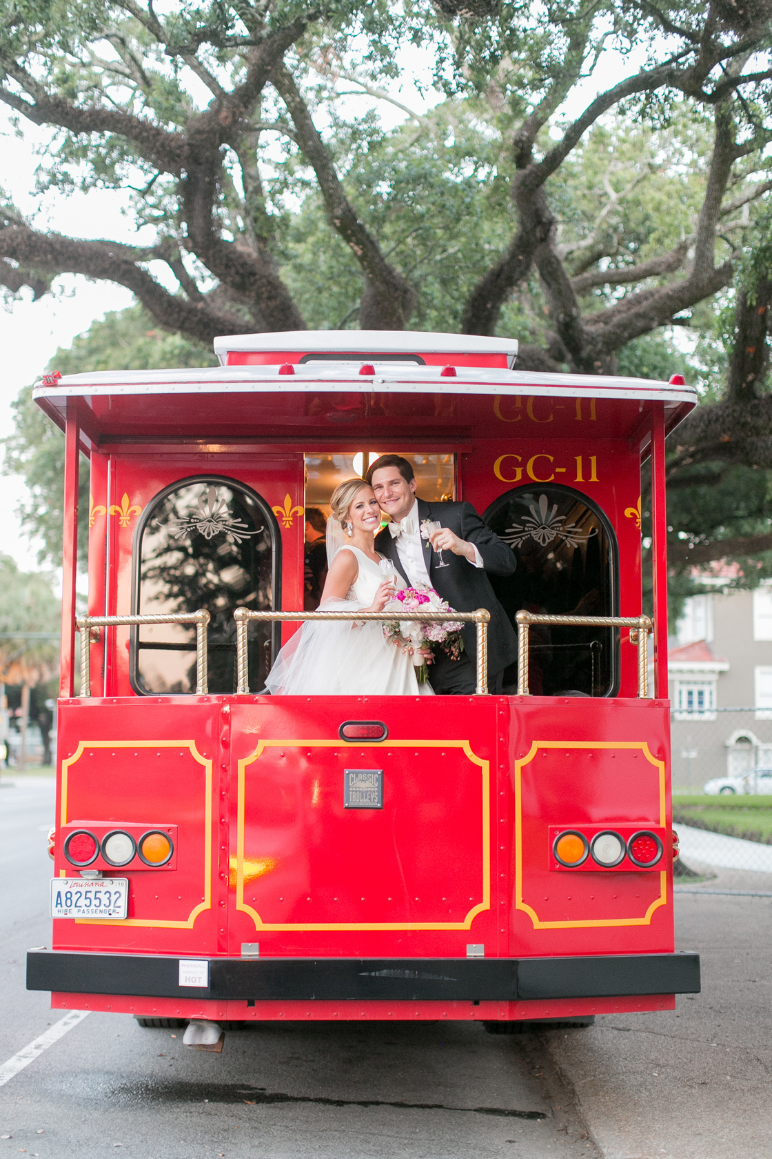 new orleans street car trolley