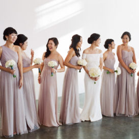 bridesmaids at cac new orleans