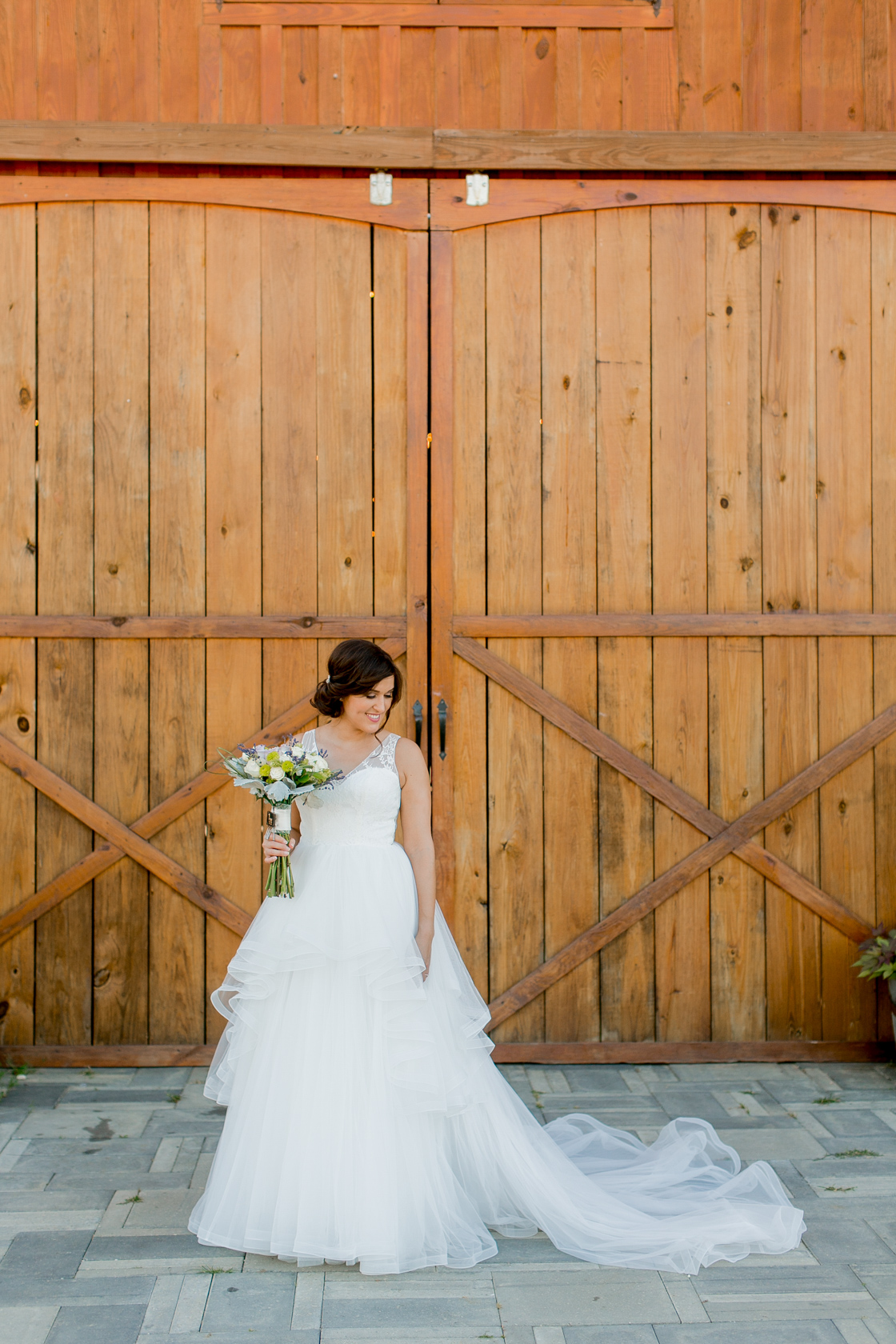 berry barn wedding bride - 01