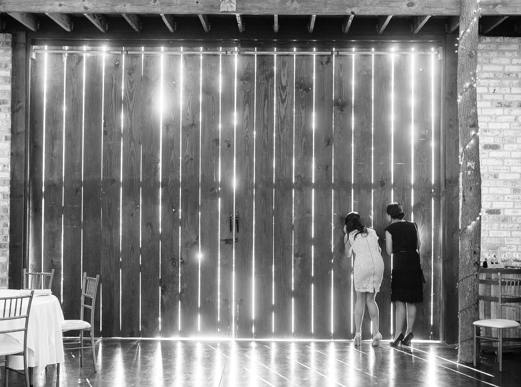 berry barn wedding ceremony - 01