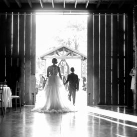 berry barn wedding ceremony - 03