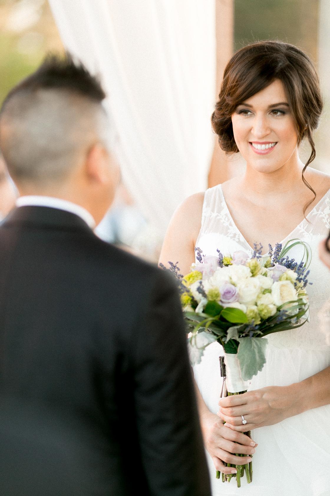 berry barn wedding ceremony - 04