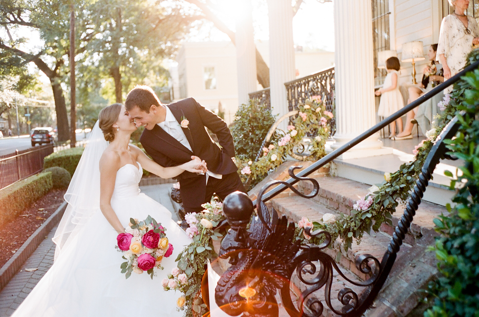 Kearney mansion wedding
