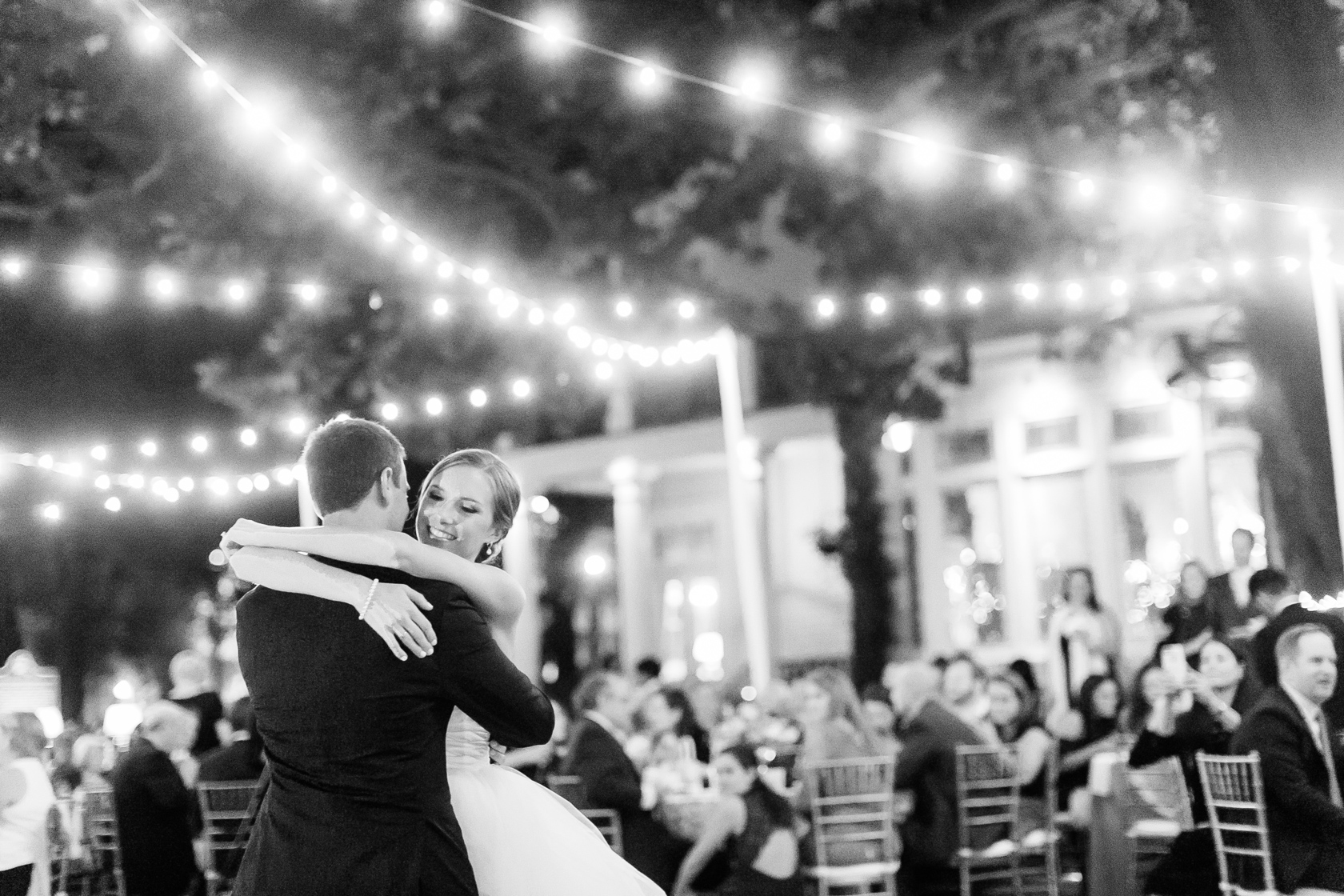 elms mansion wedding first dance in new orleans