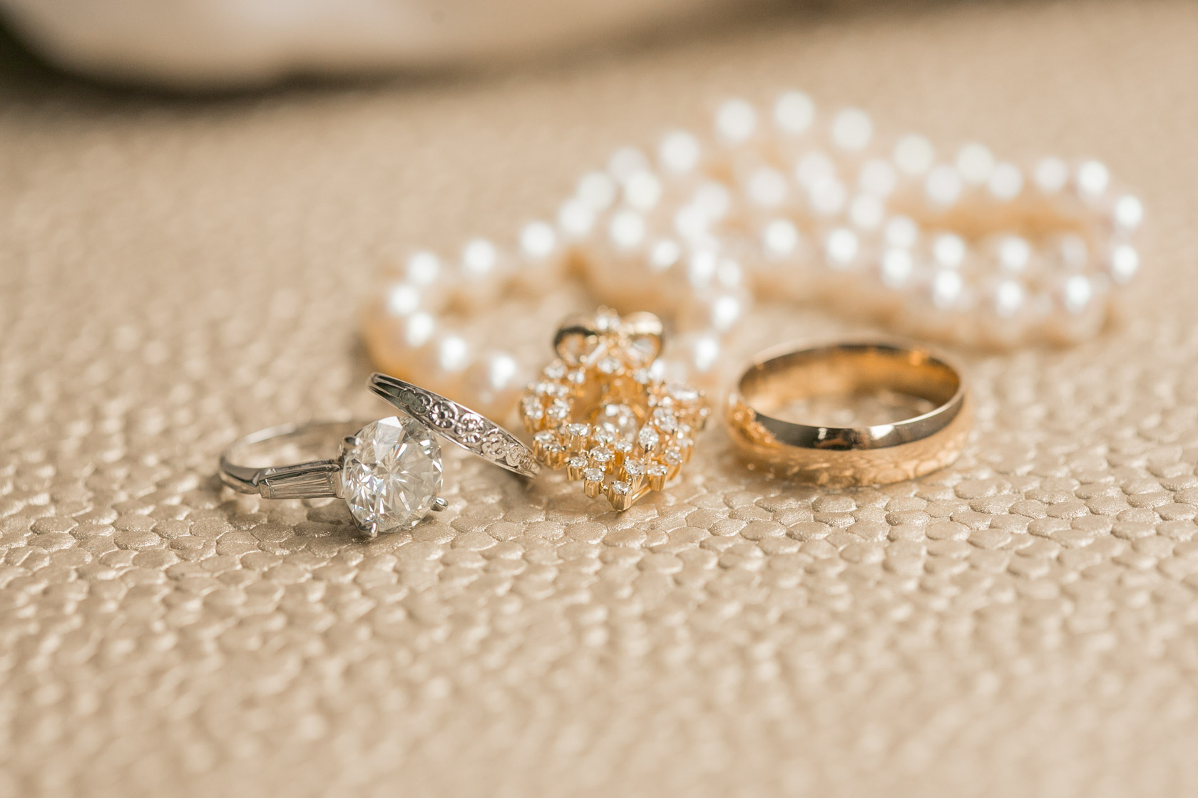 New Orleans Civic Theatre Wedding rings - 01