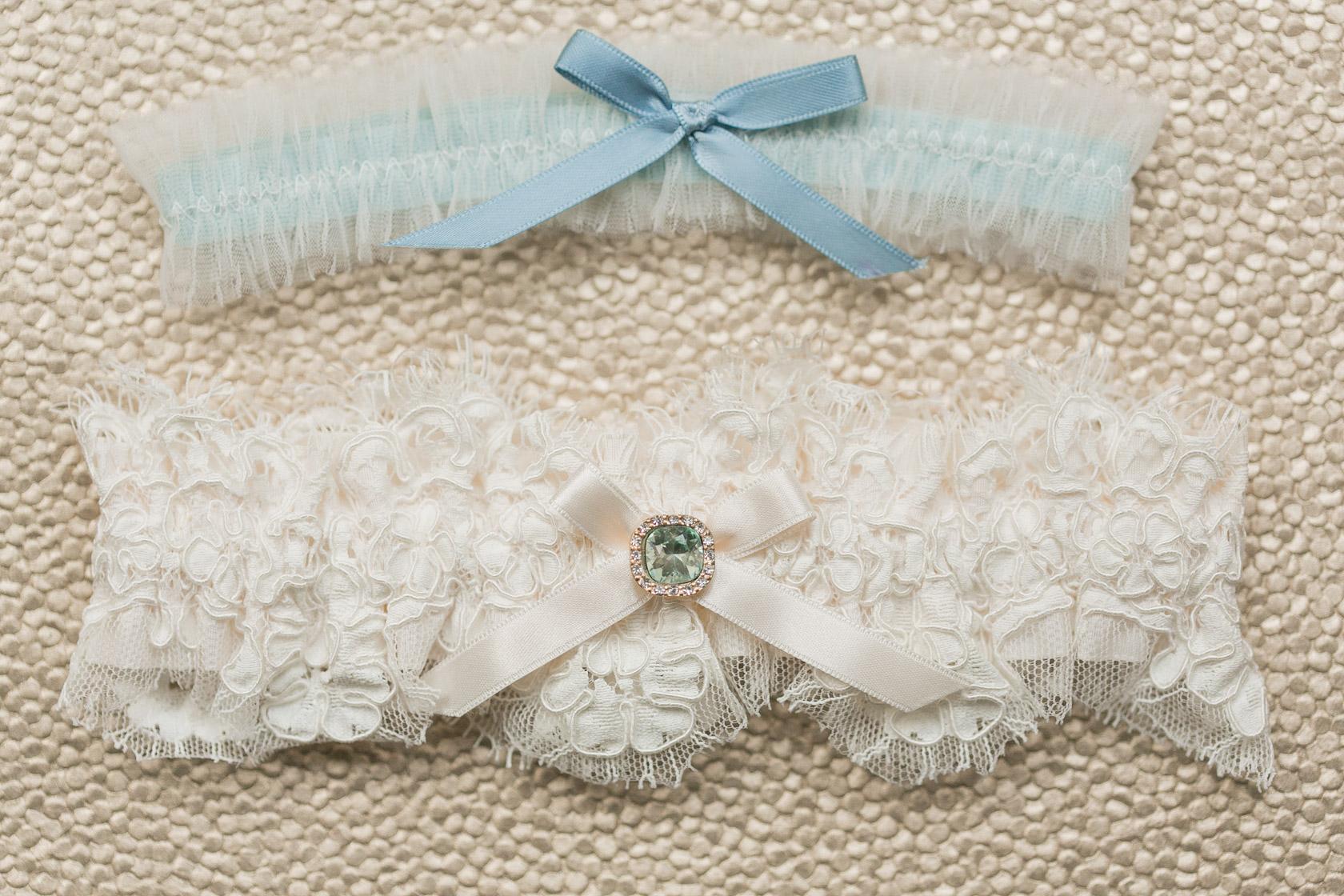 New Orleans Civic Theatre Wedding garter - 03
