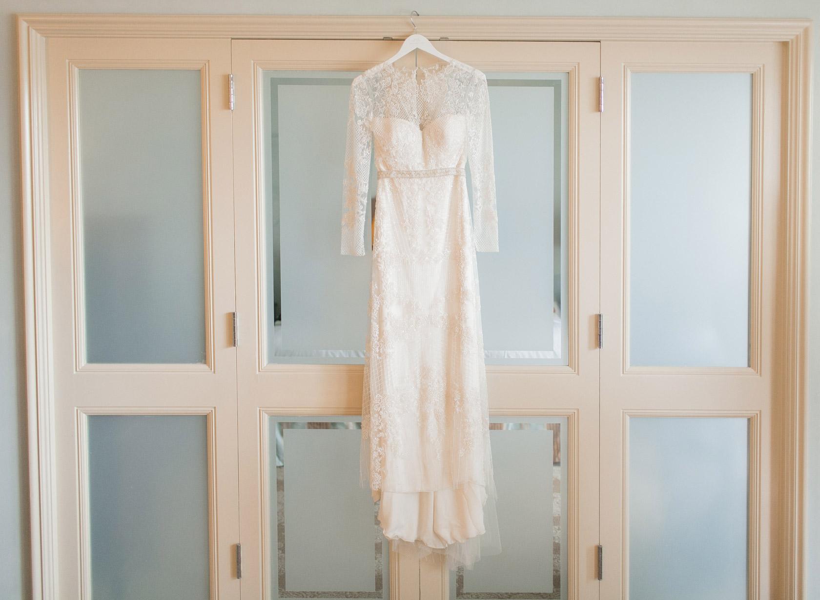 New Years Eve Wedding dress