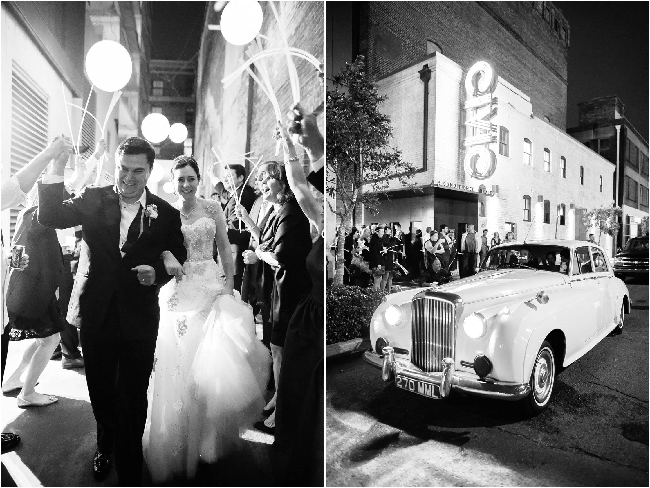 new orleans civic theatre wedding departure
