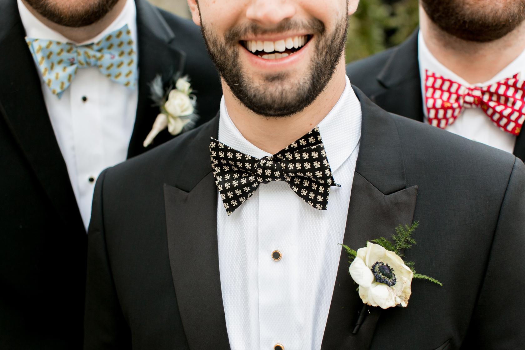 omni royal orleans wedding ties