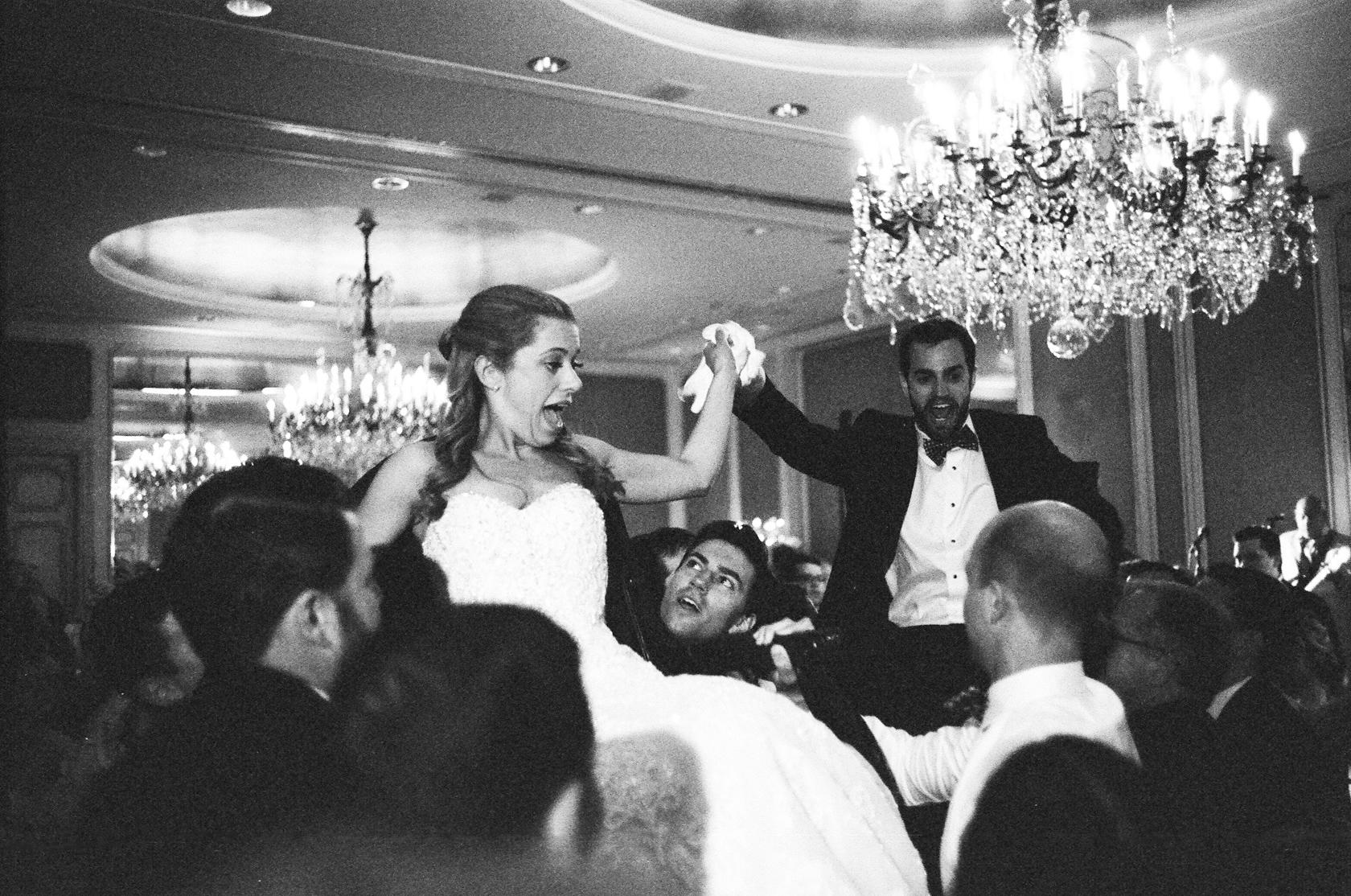 omni royal orleans wedding reception 02