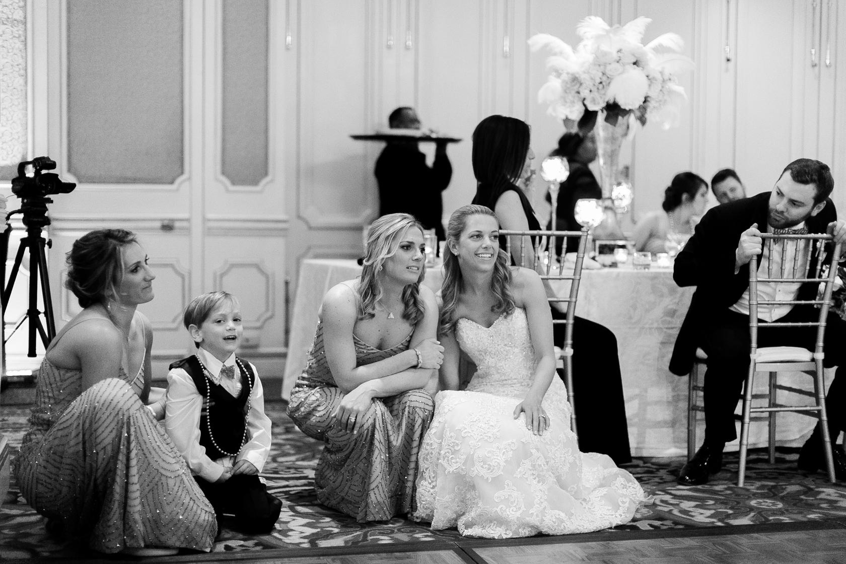 omni royal orleans wedding reception 03