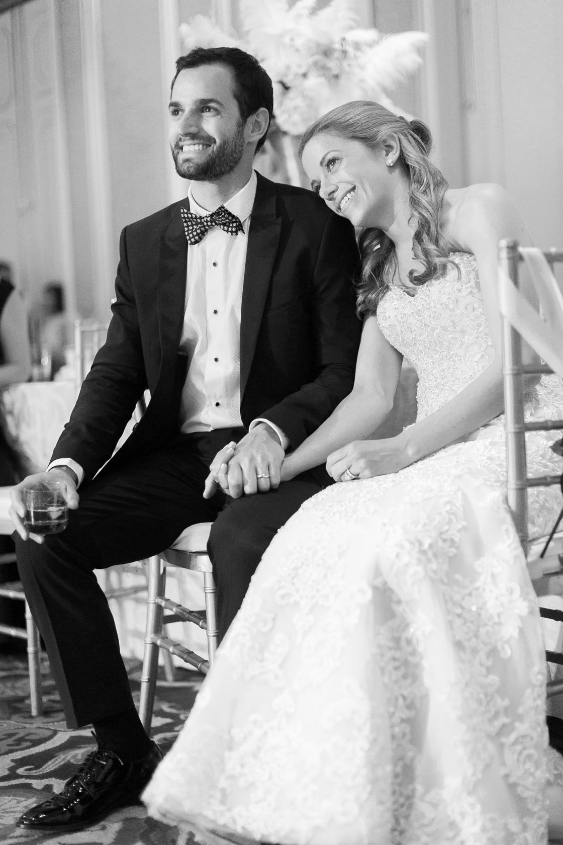 omni royal orleans wedding reception toasts