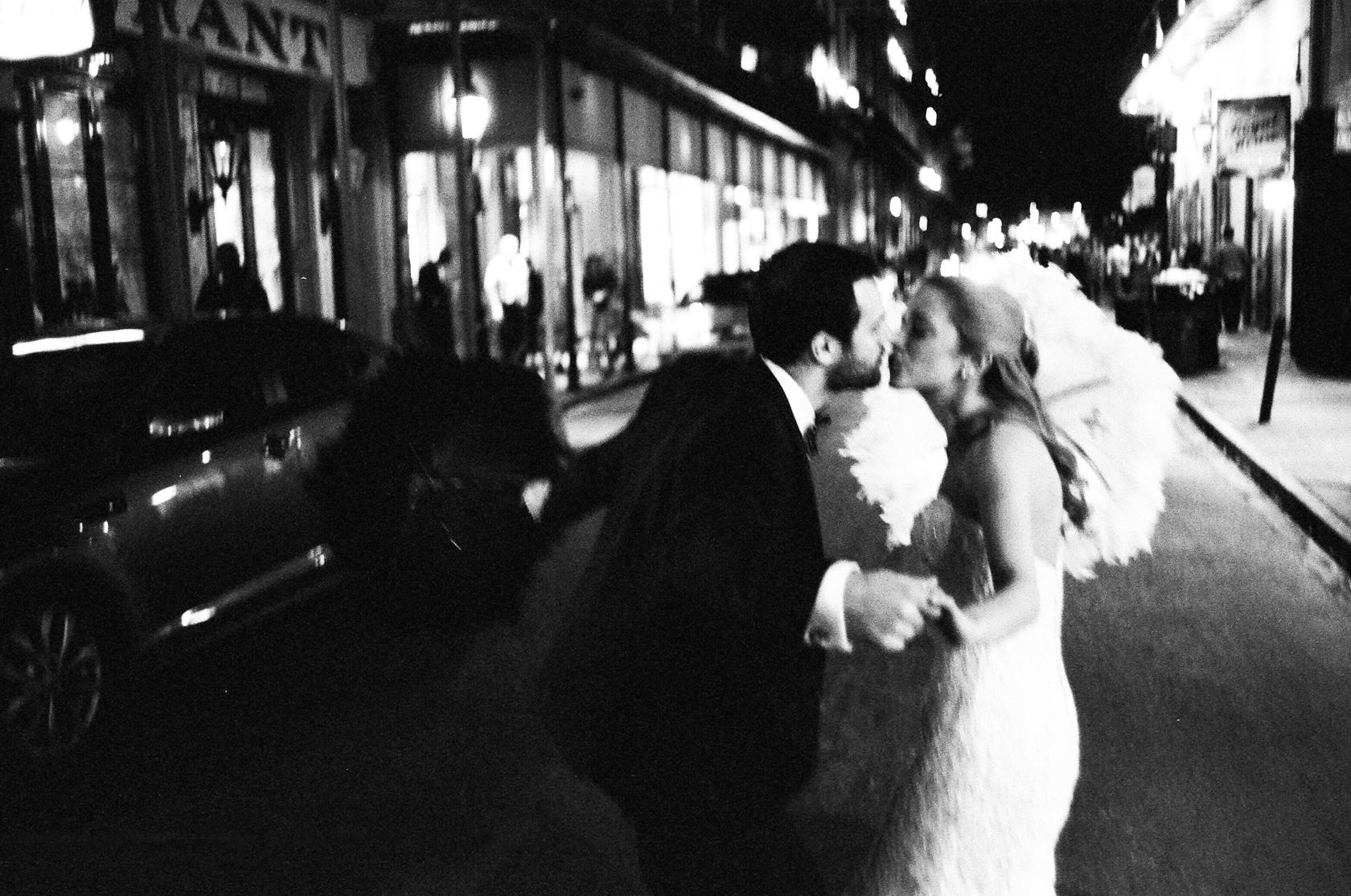 french quarter wedding second line 04