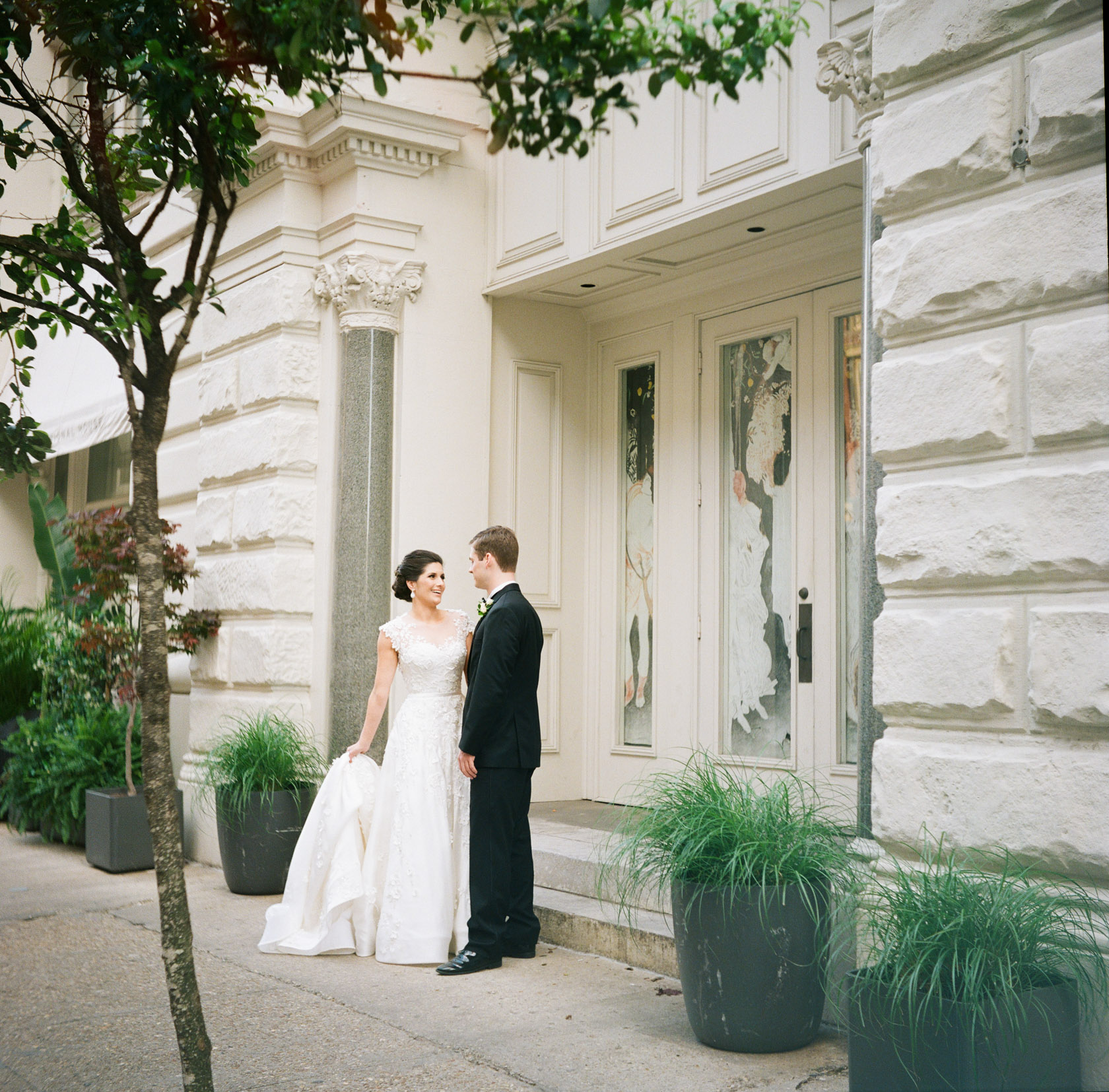 new orleans wedding on film 15