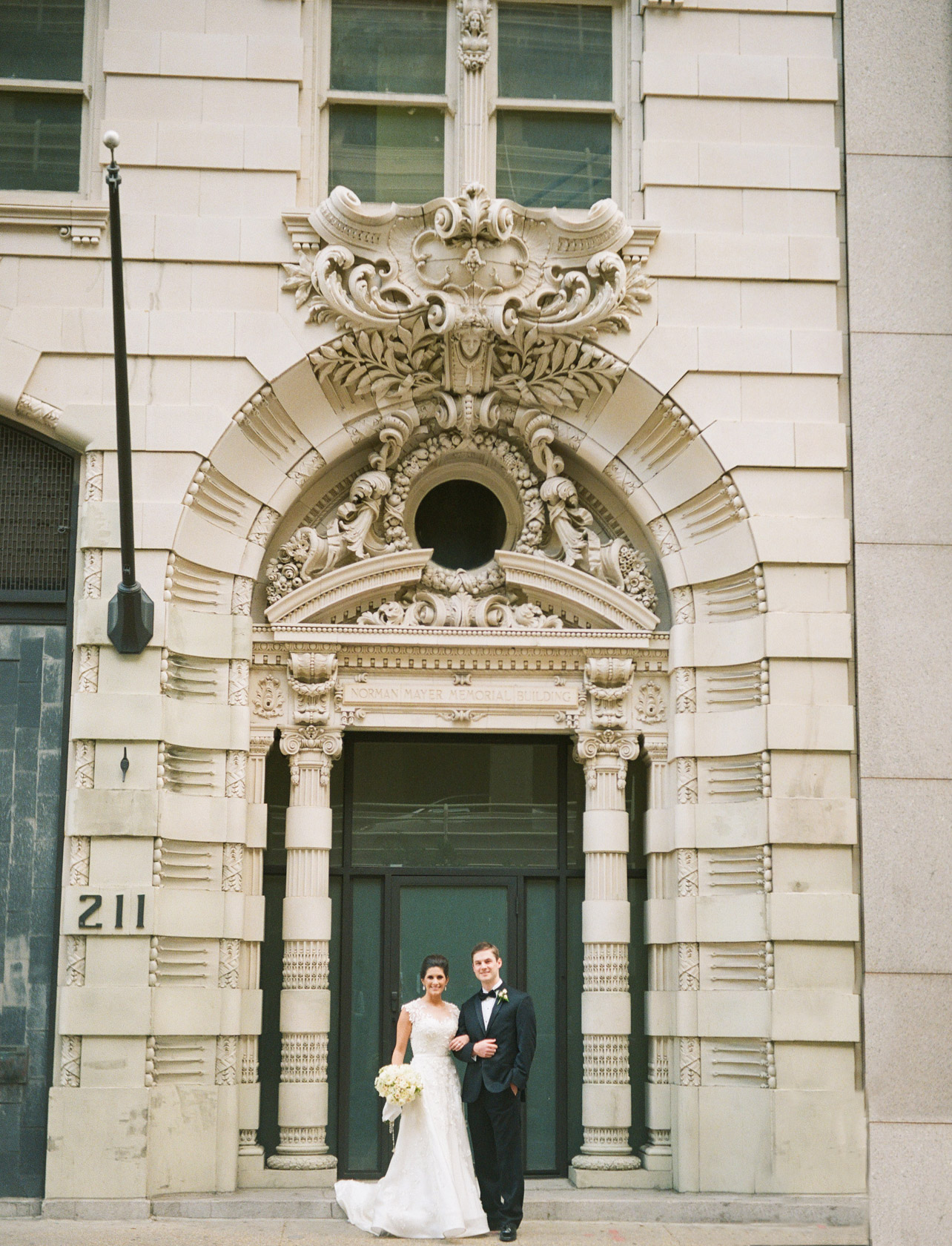 new orleans wedding on film 18