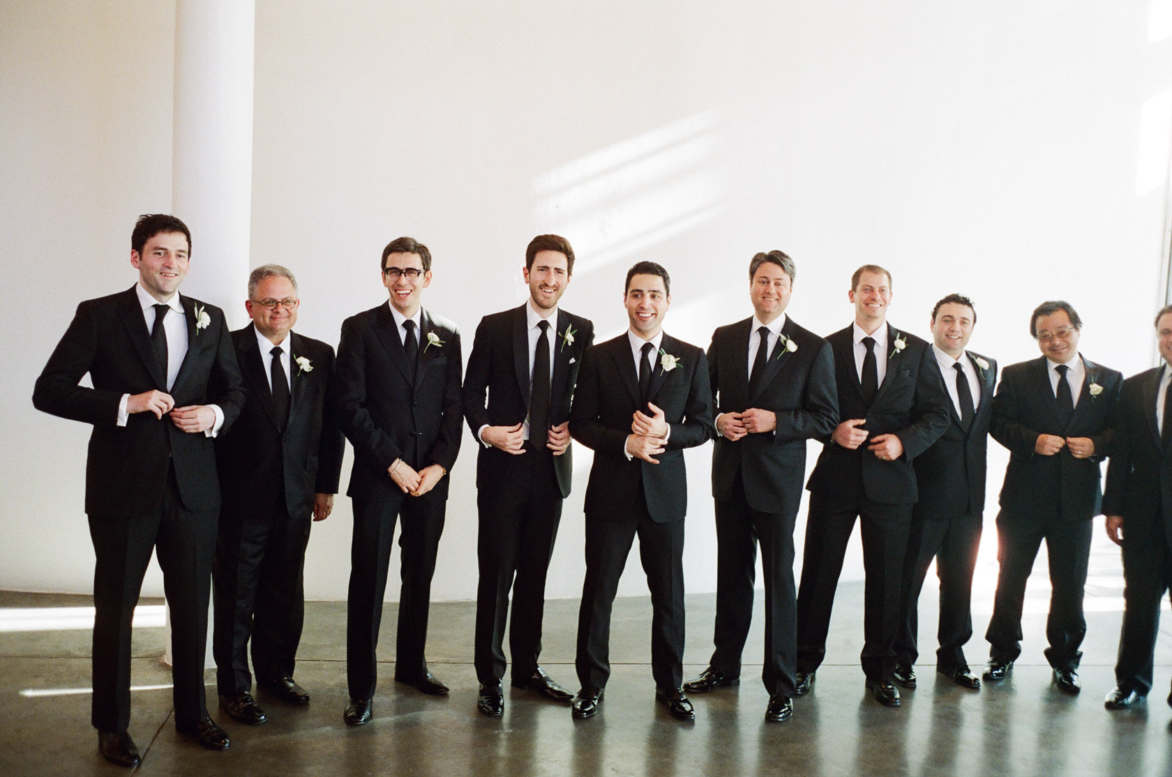 new orleans wedding groomsmen on film at cac - 07