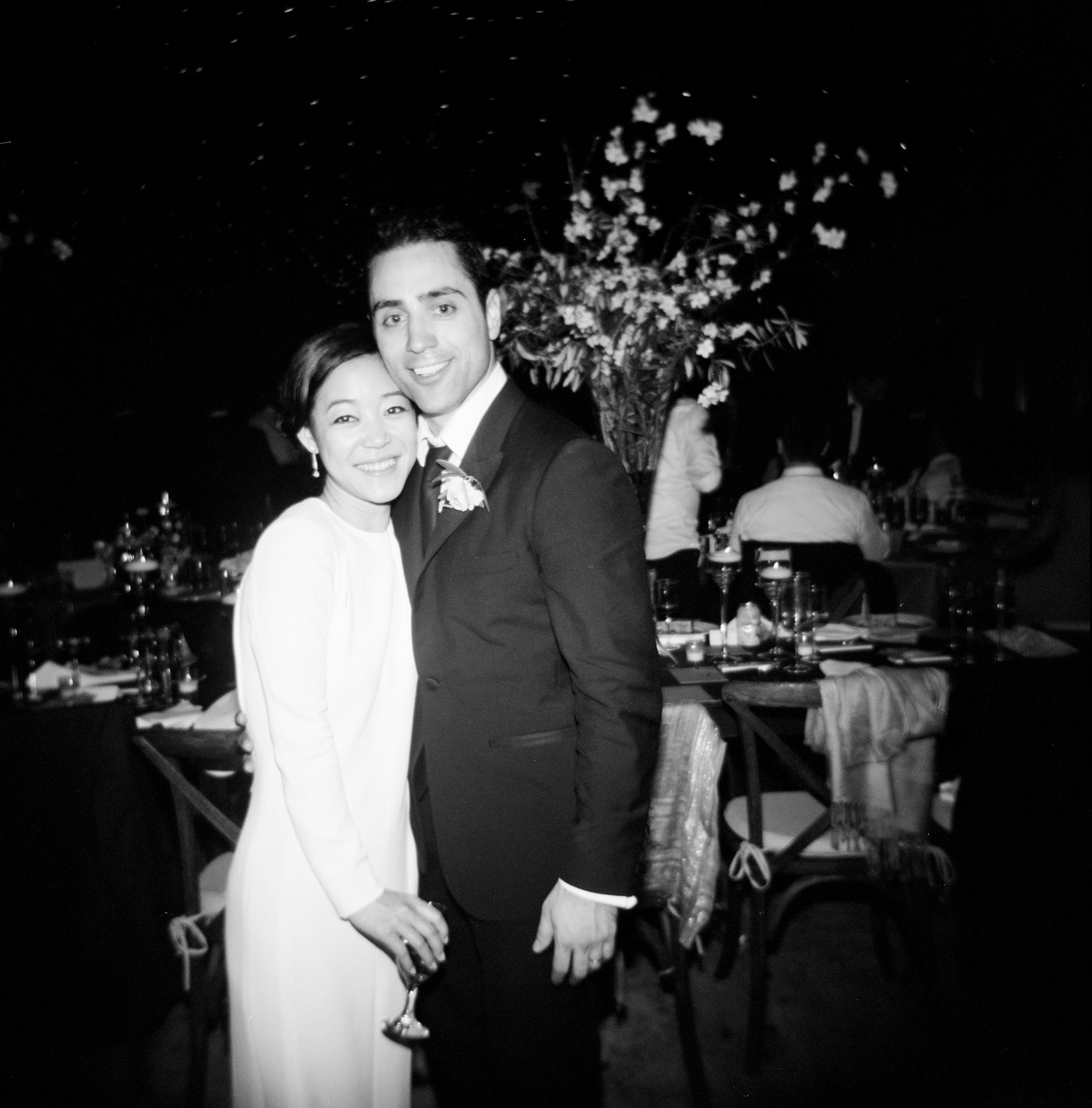 new orleans wedding reception on film at cac - 07