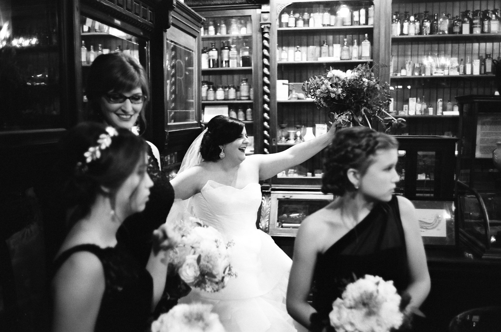 pharmacy museum wedding 05
