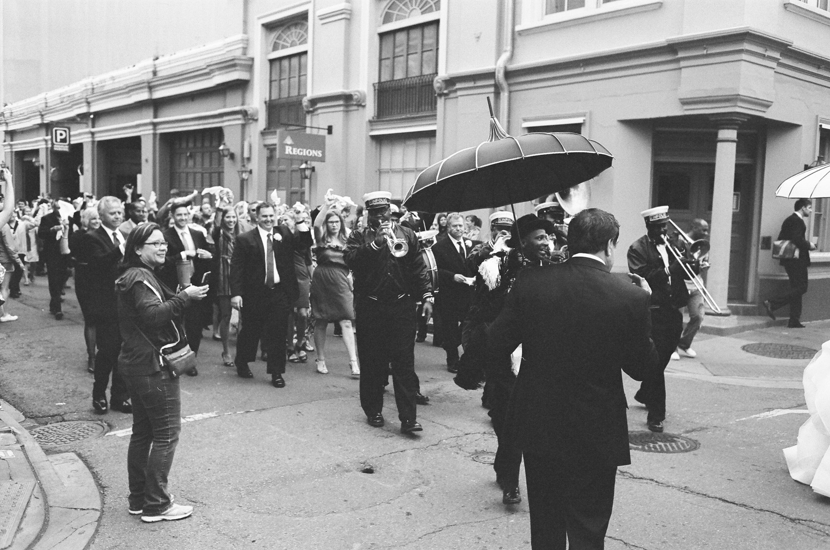 french quarter second line 02