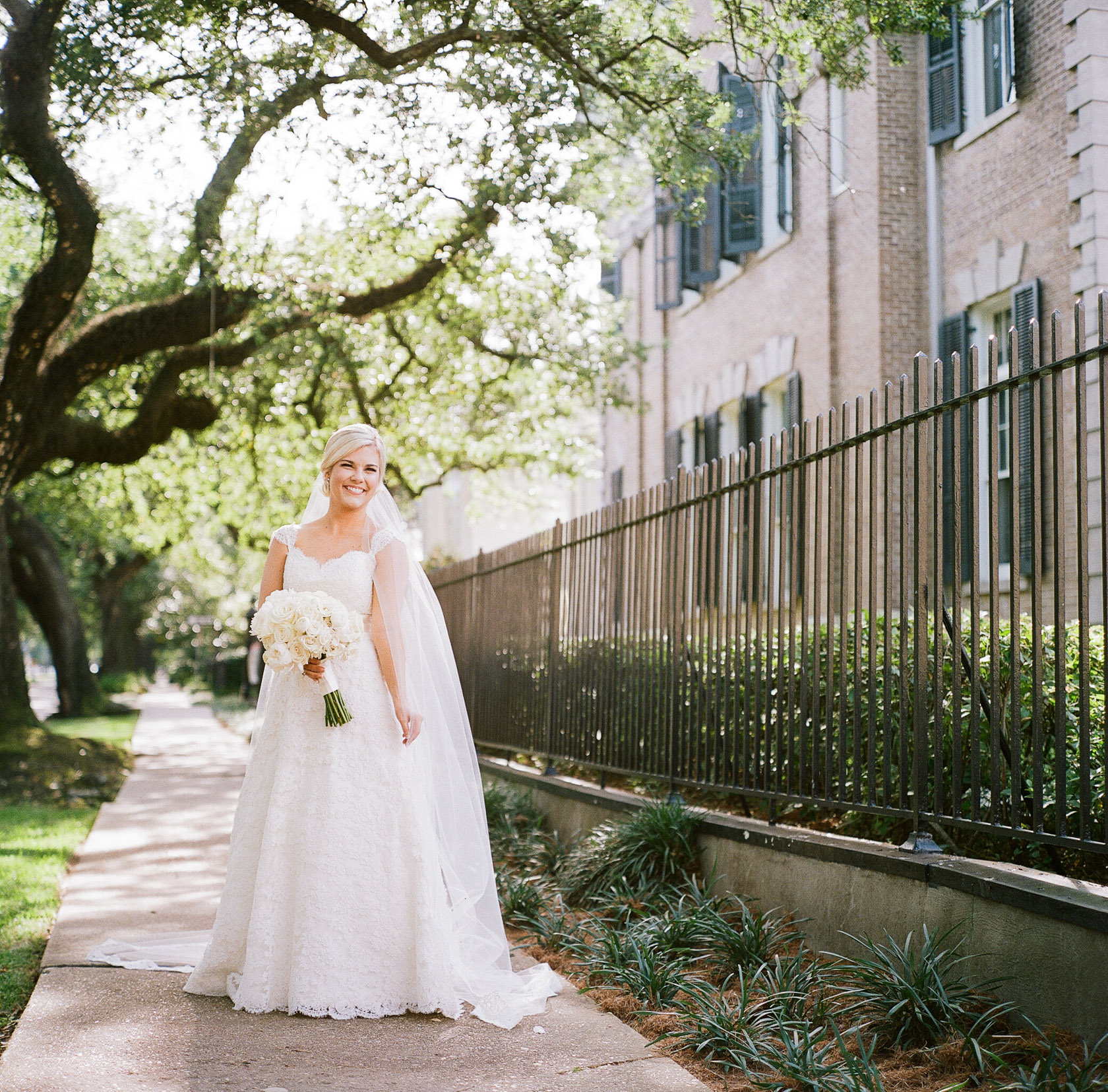 new orleans wedding sacred heart bride 01
