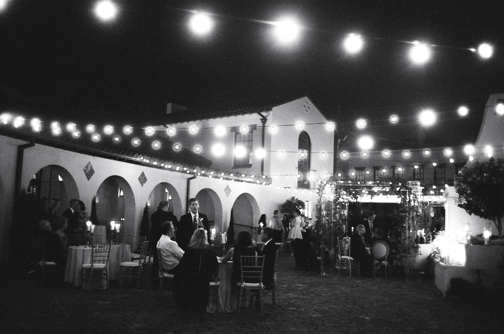 new orleans il mercato wedding reception on film