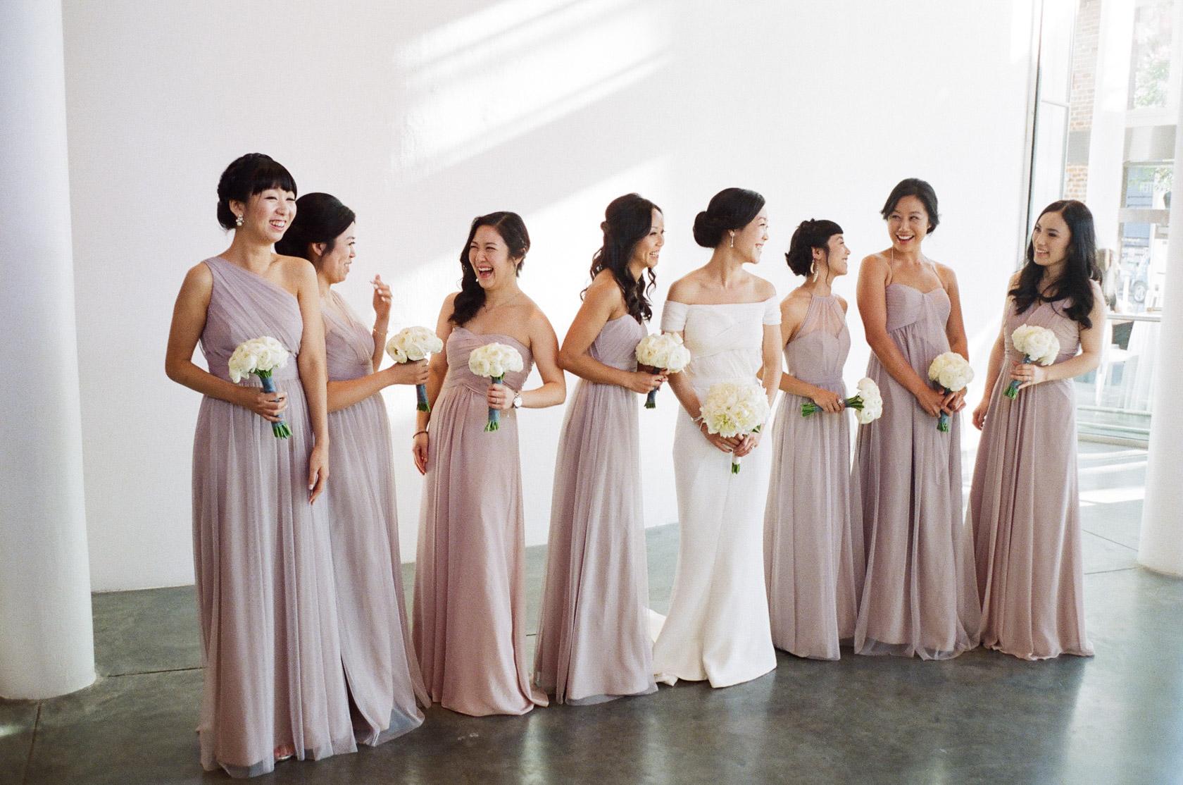 bridesmaids at cac new orleans