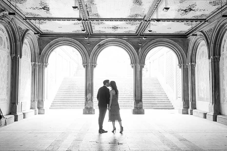new york city engagement photos 15