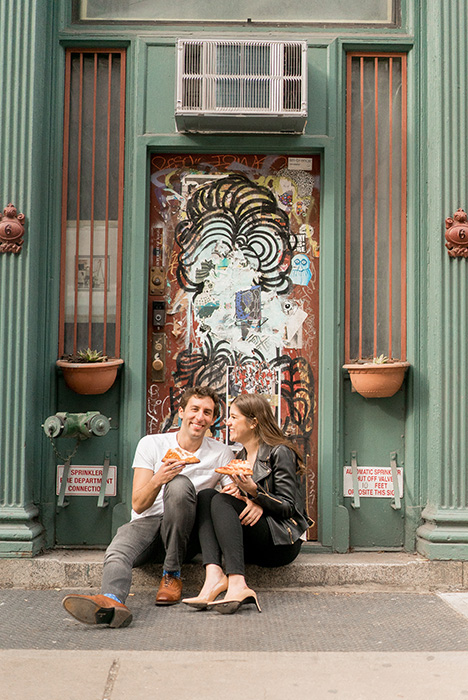 new york city engagement photos 19