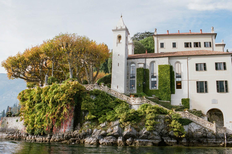 lake como villa balbianello
