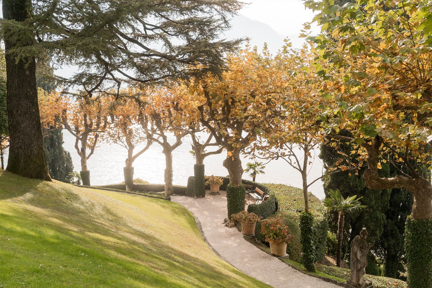 lake como villa balbianello wedding venue